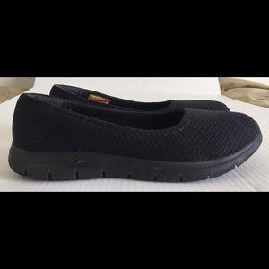 Skechers Work Ghenter-Niota Slip Resistant Shoes